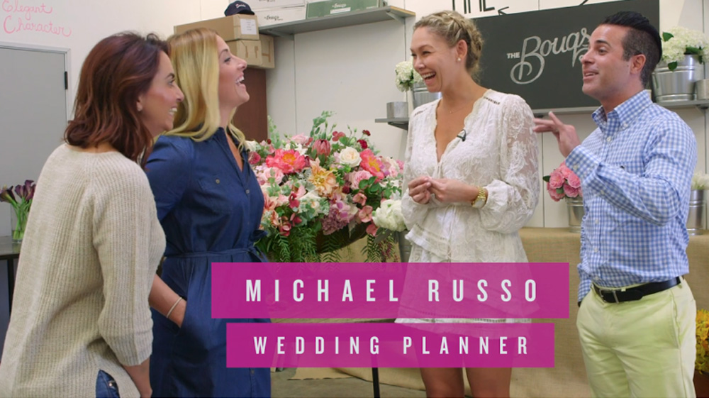 Love in Bloom! Kym Johnson Spills the Dirt on Her Wedding Flowers