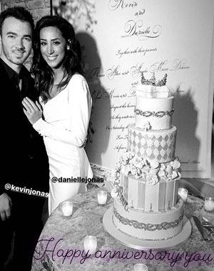 Inside Kevin and Danielle Jonas' 10-Year Anniversary Party With Nick Jonas, Priyanka Chopra and More