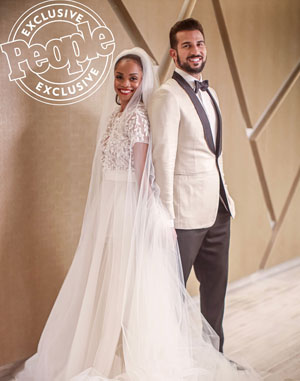 Bryan Abasolo Shares the Moment in His Wedding to Rachel Lindsay That Nearly Made Him Cry