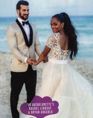 The Bachelorette's Rachel Lindsay & Bryan Abasolo Our Dream Wedding