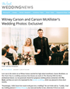 Witney Carson and Carson McAllister's Wedding Photos: Exclusive!