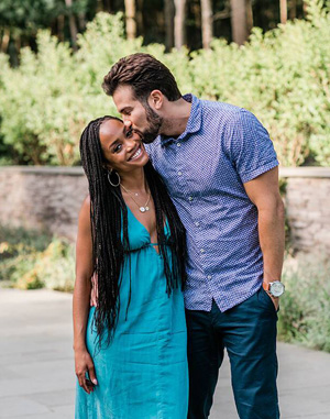 The Bachelorette's Rachel Lindsay Gets Real About Wedding Planning and Freak-Out Moments