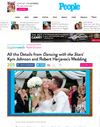 ​All the Details from Dancing with the Stars' Kym Johnson and Robert Herjavec's Wedding