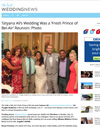 ​Tatyana Ali's Wedding Was a 'Fresh Prince of Bel-Air' Reunion