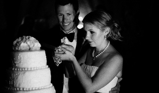 Beverley Mitchell's Wedding