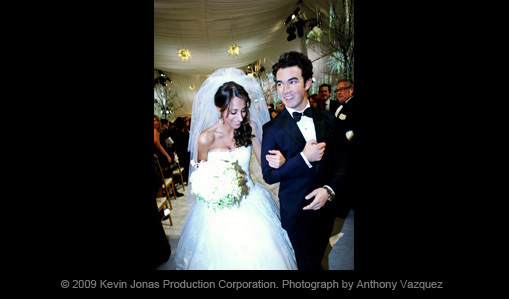 Kevin Jonas & Danielle Deleasa | Michael Russo Events