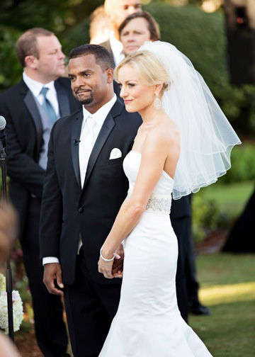 Alfonso Ribeiro and Angel Unkrich