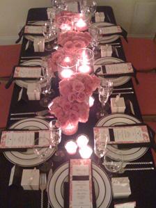 32nd Birthday Dinner