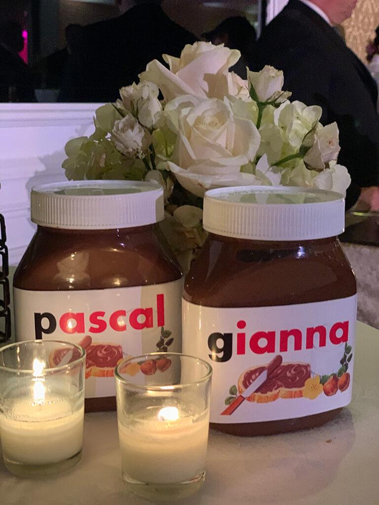 Gianna and Pascal